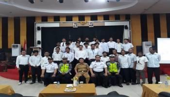 Gelar Pemberdayaan Masyarakat, Disperkimhub Bangka Tengah Kembali Gandeng Badan BP2TD Bali