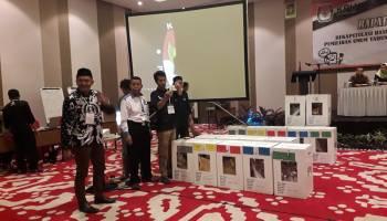 Gelar Pleno Rekapitulasi, Ketua KPU Kota Pangkalpinang Cerita Perjuangan Pahlawan Demokrasi