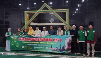 Gelar Program Berbagi dan Perduli, Yayasan Al Mansyur Tebarkan Keberkahan Selama Ramadhan