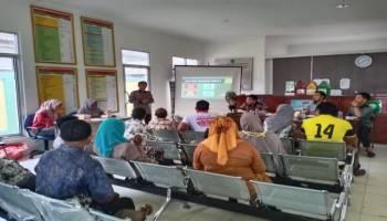 Gelar Program Sambang Pengawasan, Bawaslu Bateng Kembali Datangi Empat Desa
