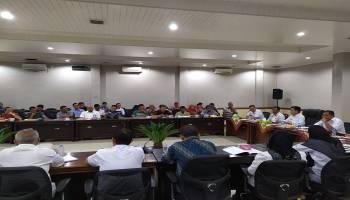 Gelar Rakor Evaluasi Program dengan Mitra, Bupati Ingin CSR Beri Kontribusi Pembangunan
