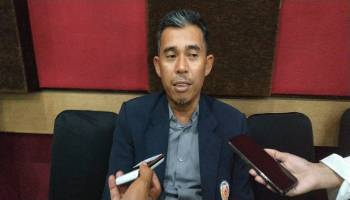 Gelar Rapat Anggota, KONI Babel Targetkan Ukir Prestasi di PON Papua