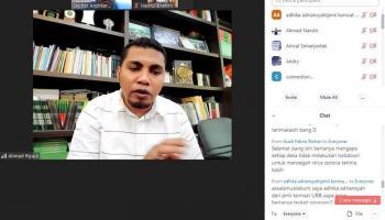 Gelar Webinar Millenial, BPC GMKI dan PC PMII Siapkan Program Bina Desa