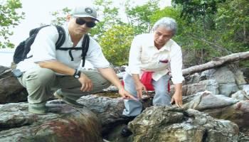 Geopark Bangka Berkarakter Unik