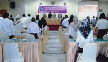 Gerakan Roda Perekonomian, Dinas PMP2KUKM Bangka Gelar Pelatihan Pengurus Koperasi