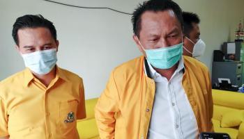Golkar Segera Kirim Surat Keputusan PAW Gantikan Algafry Rahman