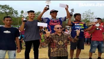 Video Grasstrack Didit Srigusjaya Cup 2019 Berlangsung Sukses, Berikut Daftar Juaranya