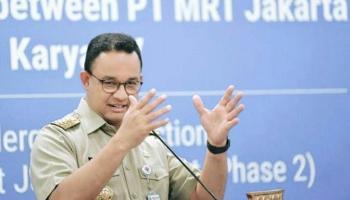 Gubernur Anies Kerahkan Seluruh RT Untuk Mendata Orang Beresiko Tinggi Tertular Corona