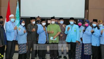 Gubernur Apresiasi BKPRMI Babel sebagai BKPRMI Terbaik se-Indonesia