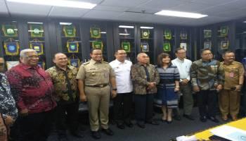 Gubernur Babel Erzaldi Rosman Hadiri Rapat Pengurus APPSI, Angkat Isu RUU Daerah Kepulauan