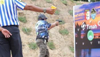 Gubernur Babel Juara Dua Menembak, April 2021 Bakal Digelar Lomba Menembak Reaksi Cepat