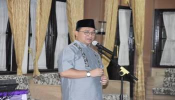 Gubernur Babel Lantik Walikota Supaya Segera Melayani Masyarakat, Molen Katakan: Siap!