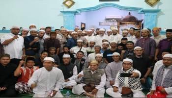 Gubernur Babel Subuh Berjamaah Bersama Ustadz Tengku Zulkarnain, Sedekah Jadi Tema Tausyiah