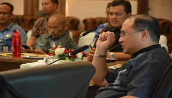 Gubernur Babel Targetkan Lagi Opini WTP, Erzaldi: Perlu Kerja Keras Seluruh OPD