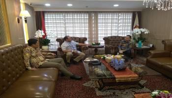 Gubernur Babel Temui Wakil DPR RI, Minta Dukungan Tambahan Royalti PT Timah