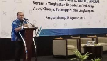 Gubernur Babel Titip Solusi Ketersediaan Listrik untuk Bangka Belitung