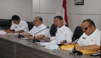 Gubernur Berharap Dukungan Para Bupati untuk Tangani Kegiatan Wilayah Pesisir