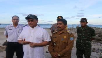 Gubernur Berharap PT Timah Segera Meluncurkan Dana CSR Untuk Pembangunan Pelabuhan Bakit