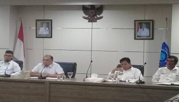 Gubernur Bersama Bupati Bangka Tengah Bahas Perkembangan Pemanfaatan Aset PT Koba Tin