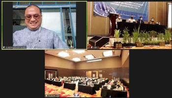 Gubernur Buka Pelatihan Calon Dosen Prodi Pendidikan Kedokteran UBB