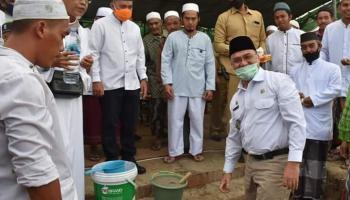 Gubernur dan Walikota Sama-Sama Ucapkan Alhamdulillah