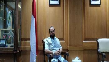 Gubernur Erzaldi Ajak Bupati/Wali Kota Bersama-sama Bantu Masyarakat Kurang Mampu
