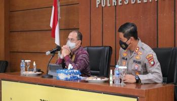 Gubernur Erzaldi Ajak Semua Pihak Jaga Prokes Demi Cegah Penyebaran Covid-19