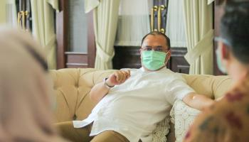 Gubernur Erzaldi Akan Berikan BPJS Ketenagakerjaan kepada 76 Ribu Kepala Keluarga