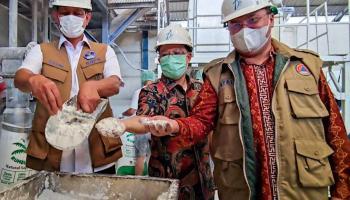 Gubernur Erzaldi Akan Manfaatkan Lahan Eks Tambang Jadi Kebun Sagu