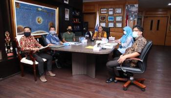 Gubernur Erzaldi Bahas Pemanfaatan Kawasan Hutan Produksi Sungai Kurau
