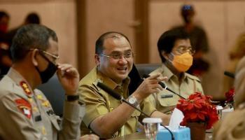 Gubernur Erzaldi: Disiplin Protokol Covid-19 Adalah Kunci Berhasilnya New Normal