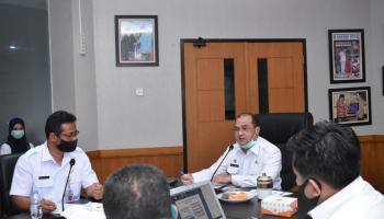 Gubernur Erzaldi Dorong Optimalisasi Penerimaan Pendapatan Daerah Babel