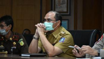 Gubernur Erzaldi Dukung Keputusan Pemerintah Pusat Larang Pelaksanaan Sholat Idul Fitri