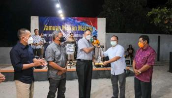 Gubernur Erzaldi Dukung Satuan TNI Angkatan Udara Berlatih Tempur Di Pulau Belitung