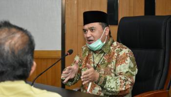 Gubernur Erzaldi Fasilitasi Pertemuan PHRI Babel dan PT PLN, Soal Tagihan Listrik