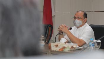 Gubernur Erzaldi Gagas Gerakan Bangka Belitung Satu Rumah Satu Sarjana