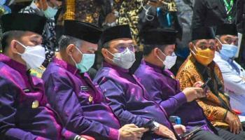 Gubernur Erzaldi Hadiri Pembukaan MTQ Nasional ke-XXVIII Sumatera Barat