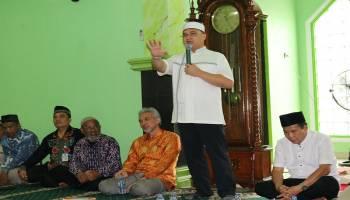 Gubernur Erzaldi Halabihalal dengan Masyarakat Sungai Selan