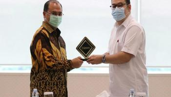 Gubernur Erzaldi Harap MNC Group Garap Film Tentang Bangka Belitung