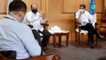 Gubernur Erzaldi Ingatkan Perbankan Agar Masyarakat Petani dan Nelayan Dapat KUR