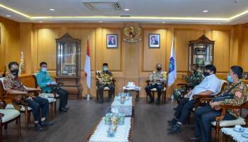 Gubernur Erzaldi Kembali Gelar Rakor Terkait Aktivitas KIP di Perairan Matras
