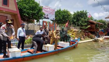 Gubernur Erzaldi Kunjungi Agrowisata Bukit Mantan Indah Parit Tiga