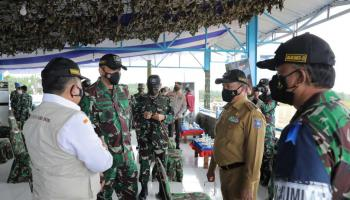 Gubernur Erzaldi: Latihan Jalak Sakti dan Harda Maruta di Belitung Beri Multiplier Effect