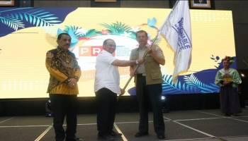 Gubernur Erzaldi Luncurkan Kelekak Nusantara Pada Bulan Pengurangan Resiko Bencana 2019