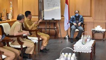 Gubernur Erzaldi Perintahkan Satgas Pangan Perkuat Pengawasan Bahan Pokok