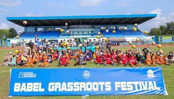 Gubernur Erzaldi: Pesepak Bola Andal Lahir dari Pelatih yang Hebat