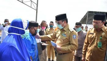 Gubernur Erzaldi: Pondok Pesantren Khoirul Ummah Harus Cetak Hafiz Quran