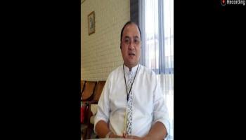 Gubernur Erzaldi Rayakan Lebaran dengan Menyapa Tenaga Medis Serta Pasien Covid-19