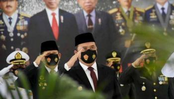Gubernur Erzaldi Rosman Ikut Semarakkan HUT ke-75 TNI Sinergi untuk Negeri