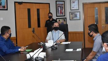 Gubernur Erzaldi Rosman Jadwalkan Uji Swab Untuk Warga Babel